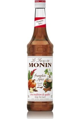 Monin Şurup Pumpkin Spice - Balkabağı Aromalı 70 cl