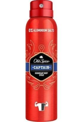 Old Spice Captain Deodorant 150 ml