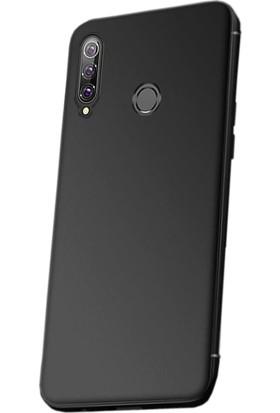 Huawei P30 Lite Mat Silikon Kılıf