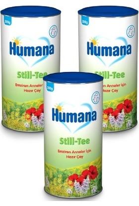Humana Still-Tee 200 gr Emziren Anne Içeceği x 3 Adet