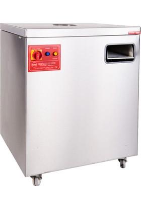 KMS-7000 Çatal, Kaşık, Bıçak Kurutma Parlatma Hijyen Makinası 7000 Adet/saat