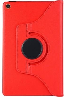 En Güzel Sepetim Samsung Galaxy Tab A 10.1'' T510 Kılıf 360 Stand Kırmızı