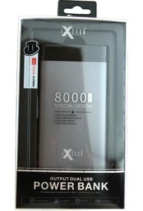 Ixtech IX-PB005 8000 mAh Powerbank