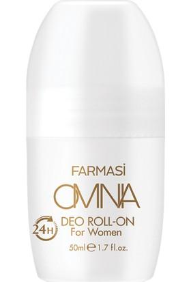 Farmasi Omnıa Kadın Rool-On 50 ml