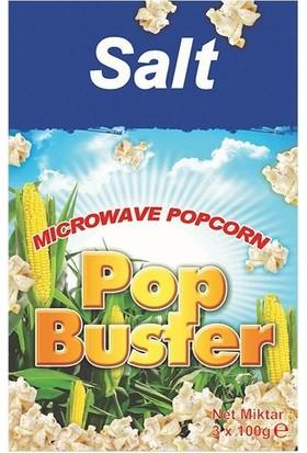Salti Pop Buster Tuzlu Mikrodalga Mısır 3x100 gr