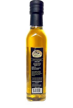 Nifelya Soğuk Sıkım Sızma Zeytinyağı Içerisinde Saf Biberiye Yağı 250 ml