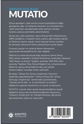 Mutatıo - Erhan Kolbaşı