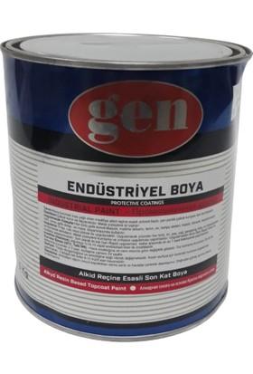 Gen Endüstriyel Rapid Boya Siyah 0.75 lt