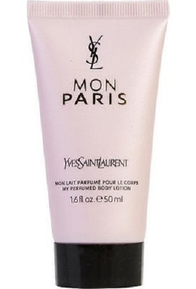 Yves Saint Laurent Mon Parıs Body Lotıon 1.6 Oz / 50 ml