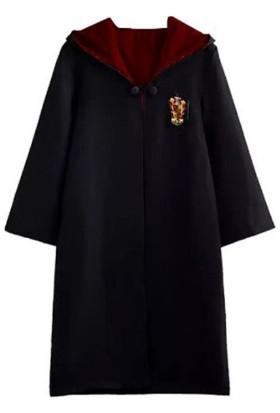 Kostümce Harry Potter Gryffindor Cübbe Yetişkin