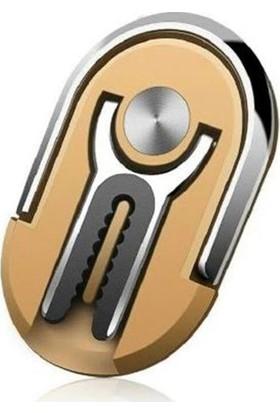 Gamerloot Araç Telefon Tutucu Yüzük Stand Döner Ring - Gold