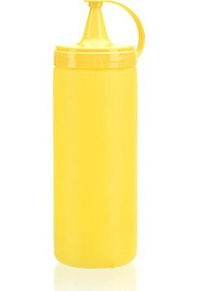 Titiz AP-9029 Sarı Mayonez Sos Kabı 700ML 24 Oz