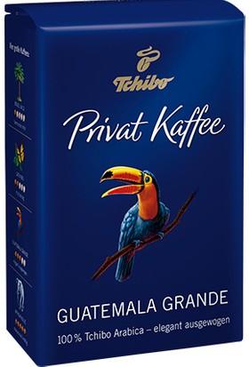 Tchibo Privat Kaffee Guatemala Grande Öğütülmüş Filtre Kahve 250g