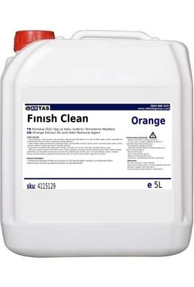 AktastrGroup Clean Orange Ağır Yağ, Logar, Baskın ve Kötü Koku Giderme Maddesi