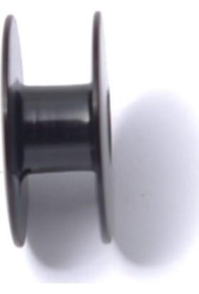 BDR Düz Makine Siyah Renk Masura / 55623S