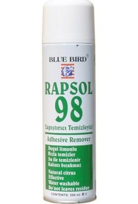 Blue Bird Yapıştırıcı Temizlik Sprey Rapsol98 500Ml/Blue.022
