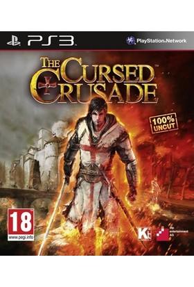 The Cursed Crusade PS3 Oyunu