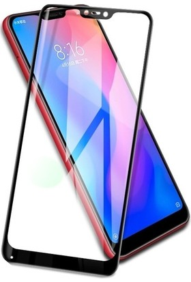 Telbor Xiaomi Mi A2 Lite Ultra Ekran Koruyucu Cam