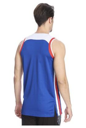 Sportive Ev Sahibi Erkek Lacivert Basketbol Atlet TKE1002-00M