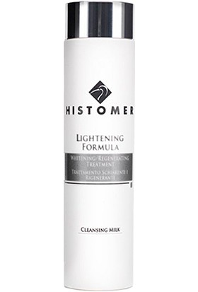 Histomer Aydınlatıcı ve Leke Giderici Temizleme Sütü - Lightening Cleasing Milk 200 ml