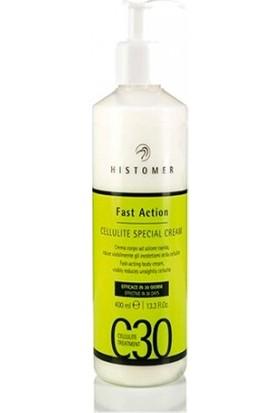 Histomer Selülit Giderici Vücut Bakım Kremi - C 30 Fast Action 400 ml