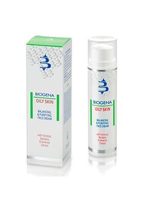 Histomer Yağlı Ciltler Için Bakım Kremi - Biogena Oily Skin Cream 50 ml
