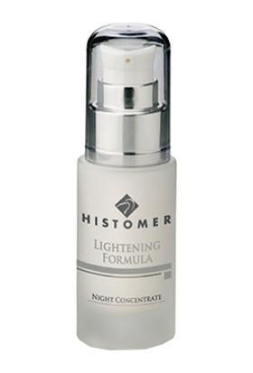 Histomer Leke Giderici ve Aydınlatıcı Gece Serumu - Lightening Night Concentrate 30 ml