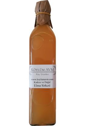 Köylüm Avm Elma Sirkesi Doğal Fermente 500 ml