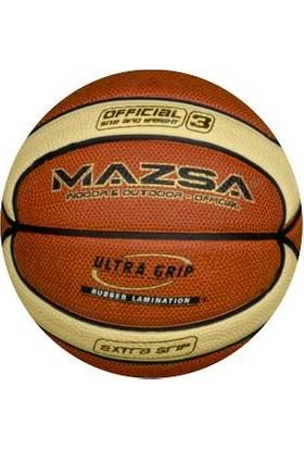 Mazsa Kauçuk Tabanlı 3 No Basketbol Topu