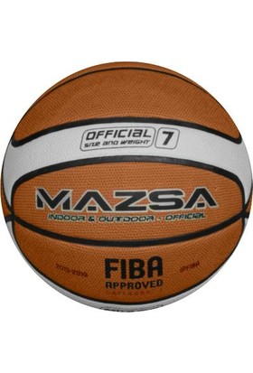 Mazsa Fiba Onaylı 7 No Basketbol Topu