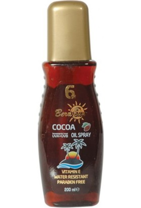 Berasun Kakao Yağı F6 200 ml