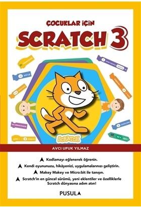 Çocuklar İçin Scratch 3 - Avcı Ufuk Yılmaz