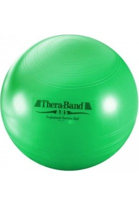 Theraband Abs Sistemli (Patlamaz) Pilates Topu 65CM Yeşil
