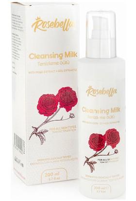 Rosebella Yüz Temizleme Sütü 200 ml