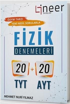 20 Tyt + 20 Ayt Fizik Denemeleri - Mehmet Nuri Yılmaz