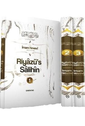 Riyazü's Salihin Seti-3 Kitap Takım - İmam Nevevi