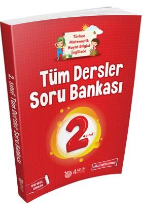 4 Adım 2. Sınıf Tüm Dersler Soru Bankası