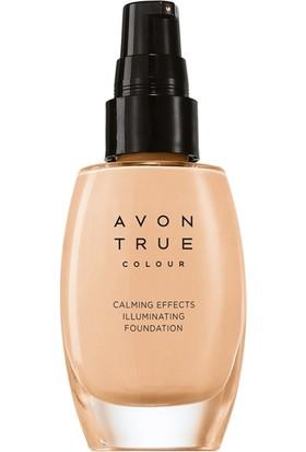 Avon True Colour Rahatlatıcı Etkili ve Işıltı Veren Fondöten Ivory