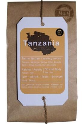 M&M Tanzania Utengule Estate Espresso Öğütülmüş Kahve 250 gr