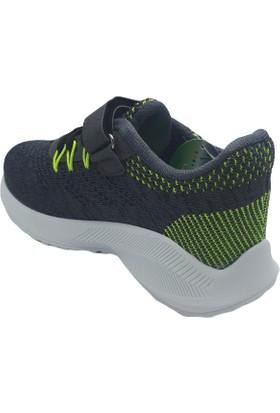 Tutinom Çocuk Spor Ayakkabı Triko Füme