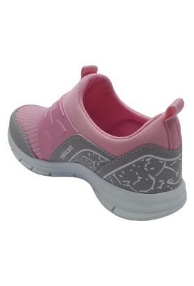Minican Kız Çocuk Spor Ayakkabı Pembe