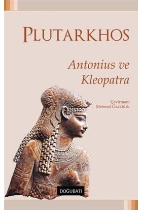 Antonius Ve Kleopatra - Mestrius Plutarkhos