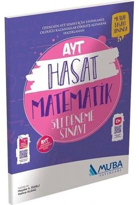 Muba Yayınları AYT Hasat Matematik 5'li Deneme Sınavı