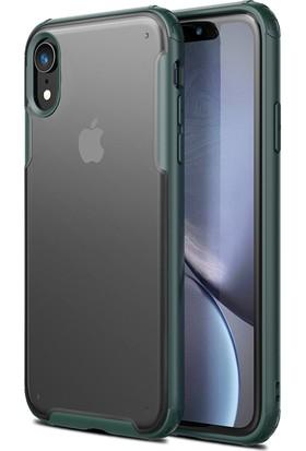 Vendas Apple iPhone XR Venga Serisi Premium Kılıf Yeşil