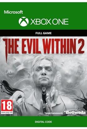 The Evil Within 2 Xbox One Dijital Oyun