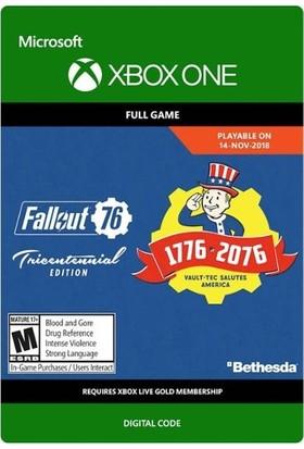 Fallout 76 Tricentennial Edition Xbox One Dijital Oyun