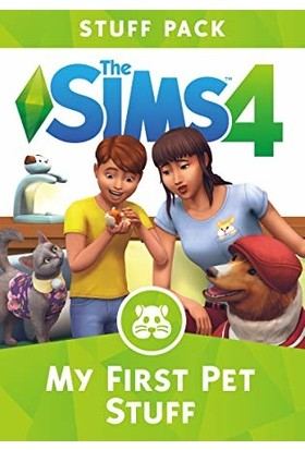 The Sims 4 My First Pet Stuff Dijital Oyun