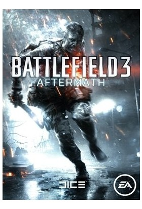 Battlefield 3 - Aftermath Dijital Oyun