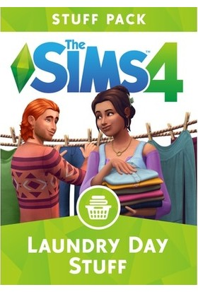 The Sims 4 Laundry Day Stuff Dijital Oyun