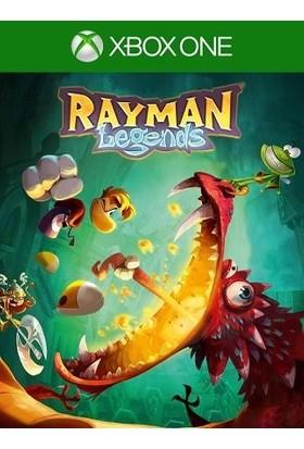 Rayman Legends Xbox One Dijital Oyun